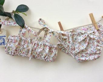 Sea costume for girls-girls bikini Cecibirbona