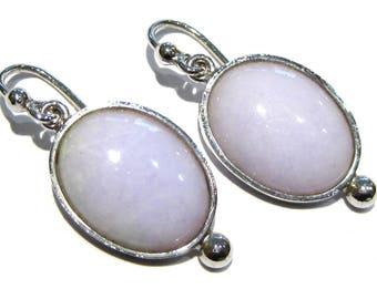 jade Lilla  earrings silver 925%
