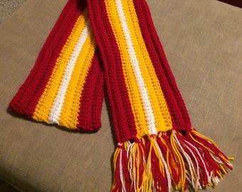 Adult Scarf in Sports Team Colors
