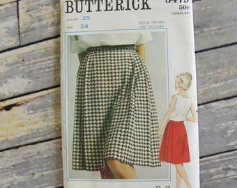 Vintage Butterick Sewing Pattern 3479