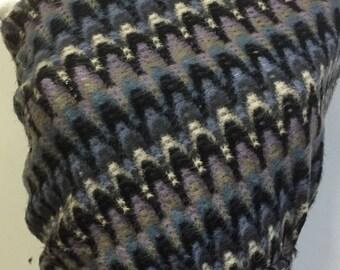2 meters wool mesh knit, acrylic, wool, mohair set 86