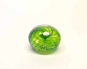 Green Bubble Paperweight