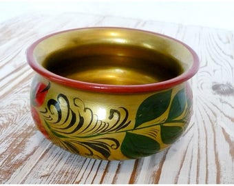 Khokhloma, utensil / Хохлома, посуда