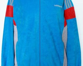 Challenger 80's Adidas jacket