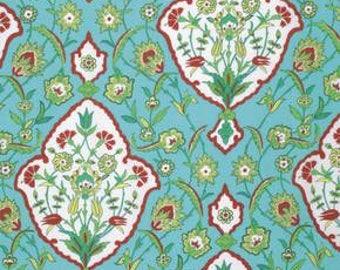 Iznik - Tabriz Persian designed by Snow Leopard Designs