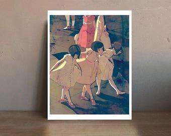 Luminary No.2, 8.5X11 signed print