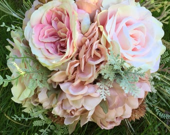 Forever Vintage Wedding Bouquet