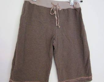 Bohemian shorts for girls 3 years