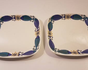 Turi Design Clupea Bread and Butter Plate, Figgjo Flint Norway