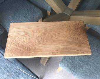Oak chopping / serving board
