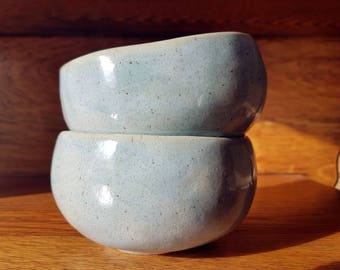 Robin's Egg Bowls.