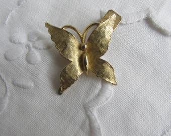 Hairclip - Butterfly - Vintage