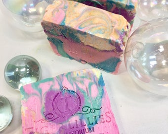 PATCHOULI Soap Slice