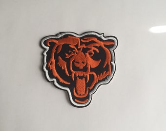 Chicago Bears  iron on patch
