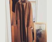 Amazing vintage Windsmoor cashmere wool coat size 16