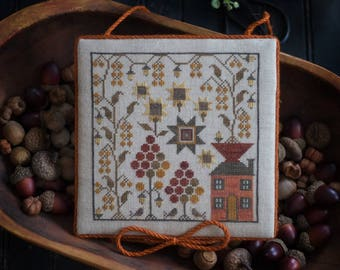 "PLUM STREET Samplers ""Sampler House IV"" 