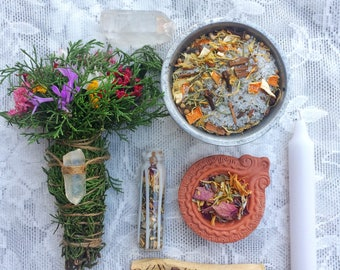 Sacred Roots Subscription Box - Monthly