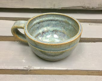 Blue Latte Mugs