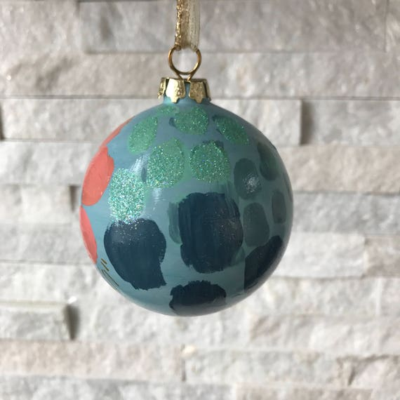 """Christmas Ornament- """"Frost"""" - Free Shipping"""