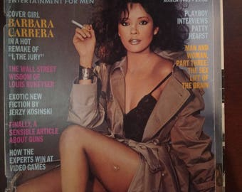 Playboy march 1982 vintage magazine collectible
