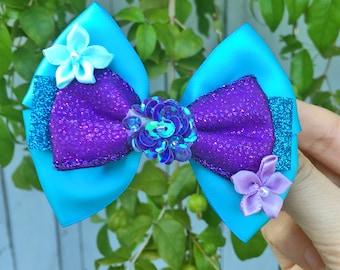 Pandora World of Avatar Inspired Hair Bow