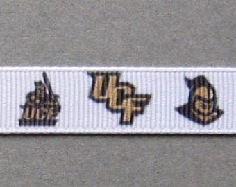 "1/2"" and 3/4"" UCF Dog Collar for Cats and Small Dogs Too!"