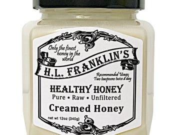 H.L.Franklin's Healthy Honey - Creamed Honey