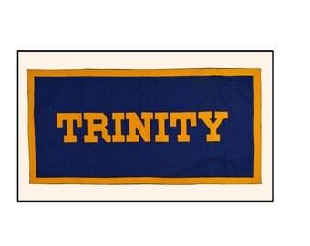 """Trinity College """"CIRCA"""" 1960 banner"""