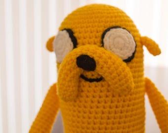 AdventureTime Jake the Dog Plush