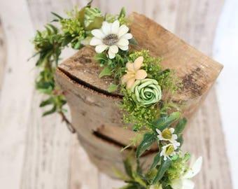 Wreath - Edelweiss