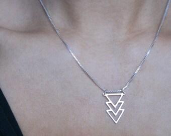 Necklace [Silver] Milla