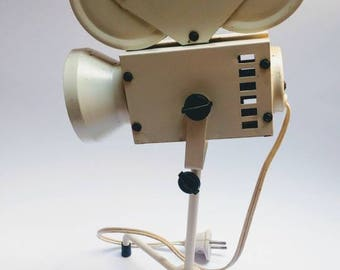 Vintage camera lamp novelty lamp