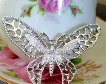 Vintage Sarah Coventry 'Madame Butterfly' Brooch