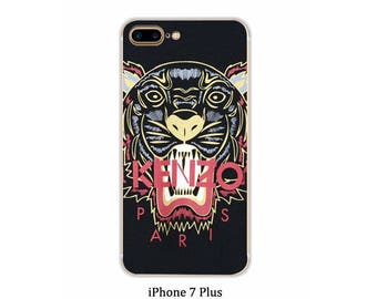 Kenzo iPhone 6s Plus Red Tiger iPhone 6s Case Black