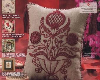 Inspirations 66 2010 - PDF ebook - Embroidery ebook - Instant download Digital book/magazine - PDF file