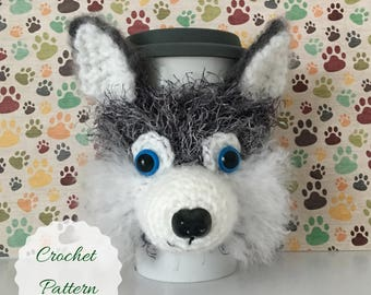 Dog Crochet Pattern - HookedbyAngel