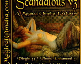 Scandalous v3 - LP Red Variant - Handcrafted Fragrance for Women - Love Potion Magickal Perfumerie