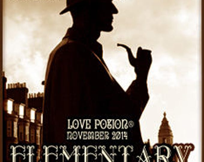 Elementary: Chapter Five w/ Wanted Man - Pheromone Enhanced Fragrance for Men - Love Potion Magickal Perfumerie
