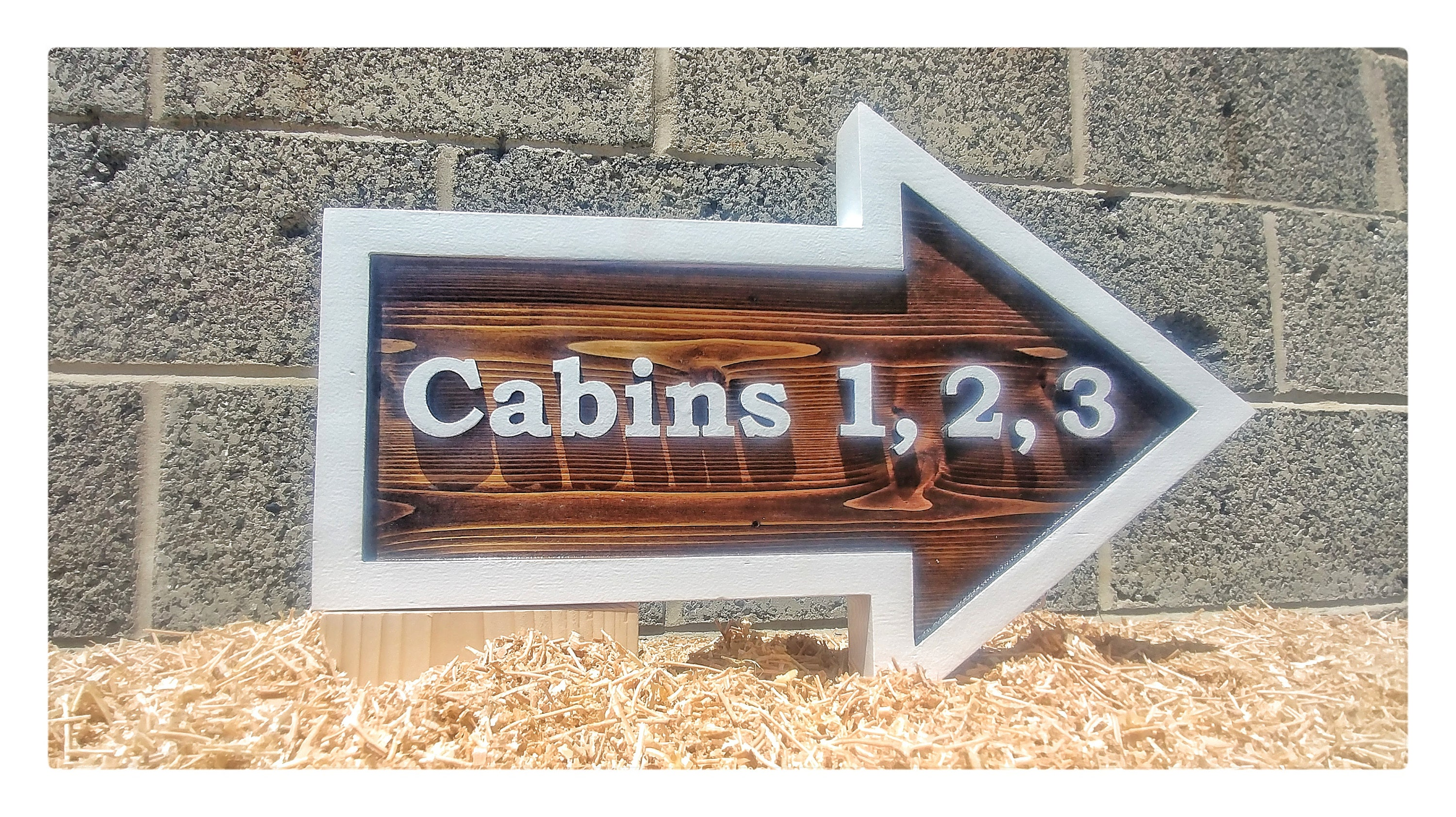 custom town sign carved wood signs routed wood signs