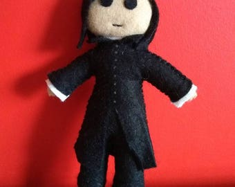 Handmade Severus Snape Plush