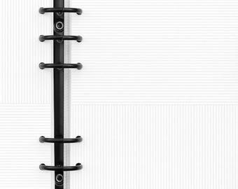 Patchwork Notepaper Filofax A5 Inserts / Kikki K Large inserts. (2 patches per page). Lined notepaper. Printable INSTANT digital DOWNLOAD