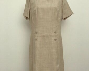 Original vintage dress, 60s, elegant dress, oldschool