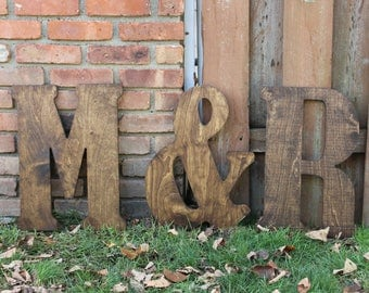 large wood letters large wood letters etsy 22696 | il 340x270.1372547031 1oi9