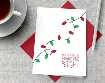 Personalized Christmas Card Set / Personalized Holiday Card Set / Custom Christmas Cards / Custom Holiday Cards / Christmas Greeting Cards