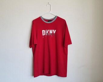 Donna Karen DKNY Tee Sz. L