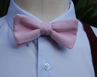 bow tie, bowtie, striped bow, bow tie pink dot