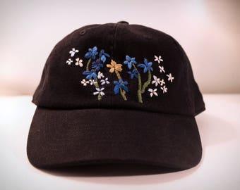 Blue Harvest Hat