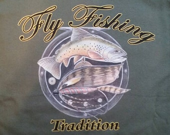 Fly Fishing Tradition T Shirt