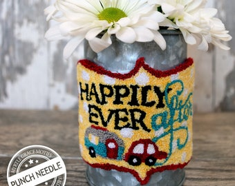 Happily Ever After Punch Needle Kit