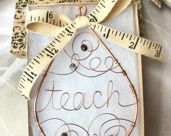 Preschool teacher etsy teacher appreciation custom teacher kindergarten classroom teacher gift classroom present preschool teacher gift class gift end negle Images